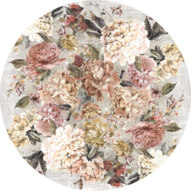 Karpet Bouquet Peony multi