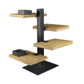 Gusta etagere - 4 planken