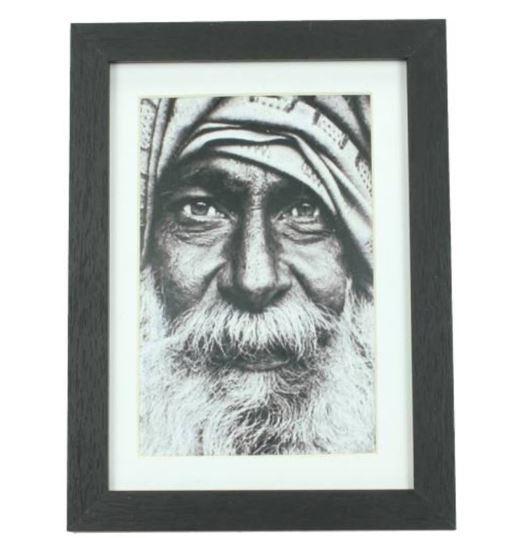 Fotolijst Zwart - 20x15cm
