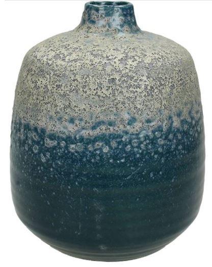 Vaas blauw - small