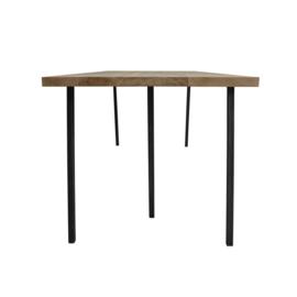 Eikenhouten tafel Christian