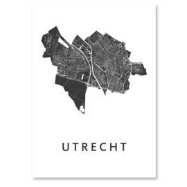 Utrecht  city map