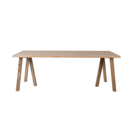 Eikenhouten tafel Moritz