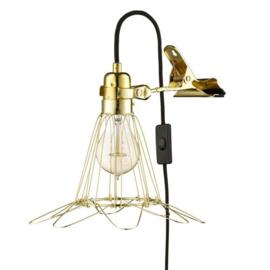 Hi There Hi Work Hanglamp de lux - Goud