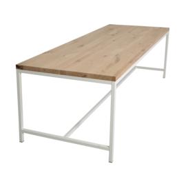 Eikenhouten tafel Lorenz