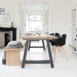 Eikenhouten tafel Maxim