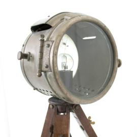 Vintage statief lamp