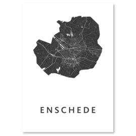 Enschede city map