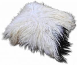 Kussen ijslandse schapenvacht