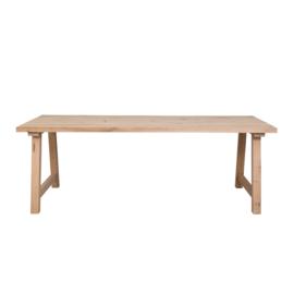 Eikenhouten tafel Philip