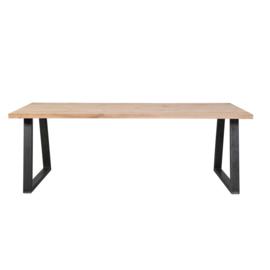 Eikenhouten tafel Frederik