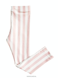 Vertical Dusty Pink Legging