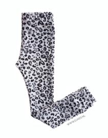Grey Leopard Legging