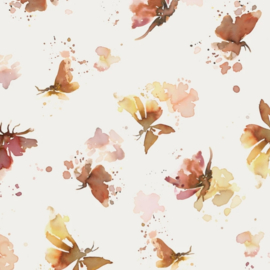 Babymutsje Butterfly