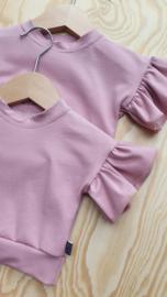 Ruffle Shirtje Pink