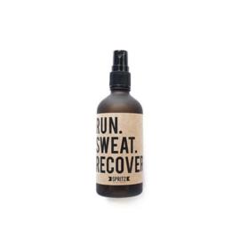 Run Sweat Recover Essential Oil Spritz