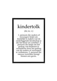 KINDERTOLK