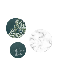 SET VAN 3 - LET LOVE SHINE