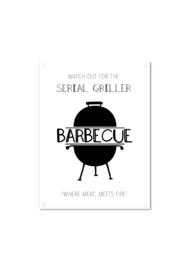 BARBECUE GRILLER (3 STUKS) PRE-ORDER