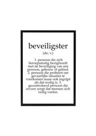 BEVEILIGSTER