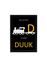 DUUK - ZWART