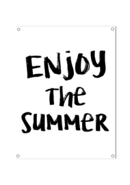 TUINPOSTER | ENJOY THE SUMMER