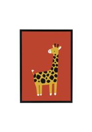 Giraffe Terra