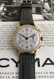 1940's Cyma Chronograph