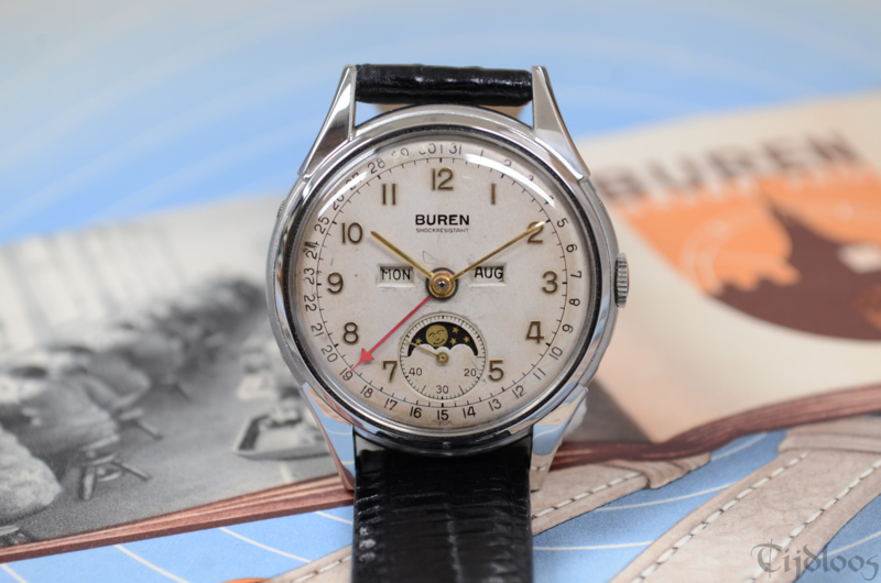 Buren Moon-Phase
