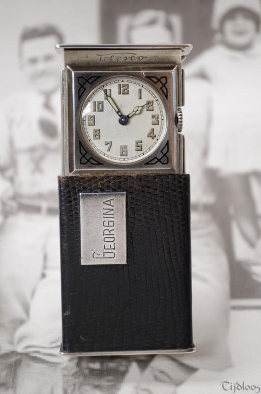 Mathey Tissot & Co. Reishorloge