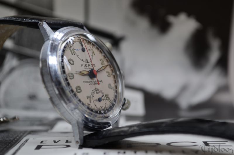 Pierce Chronograaf | Horloges | Tijdloos vof