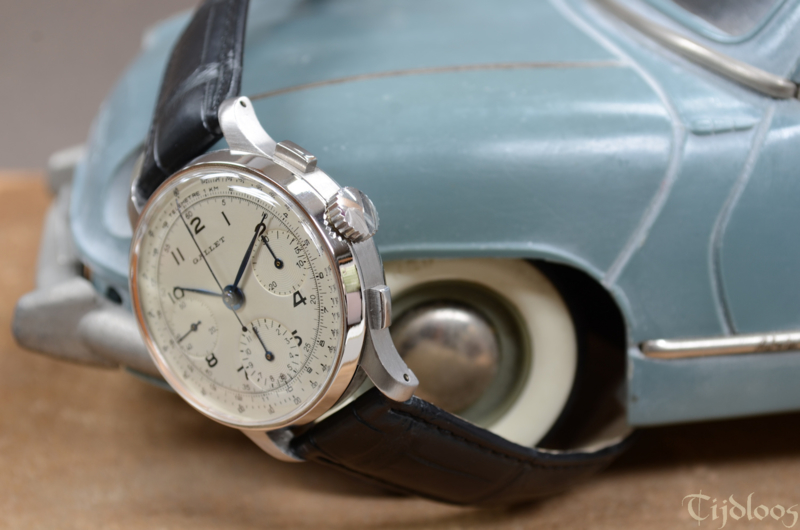 Gallet Chronograph | Watches | tijdloos
