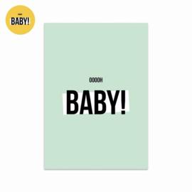 Kaart Oooh BABY!