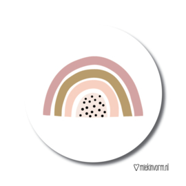 Stickers Regenboog (5)