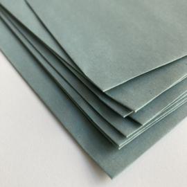 Zakjes Blue Petrol Solid (10)