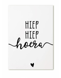 Mini Hiep Hiep Hoera