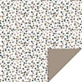 Zakjes S Small Confetti Taupe (5)