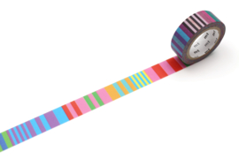 MT washi Kapitza Candy Stripe