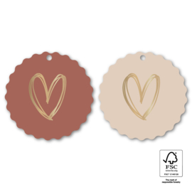 Labels Duo Heart (2)