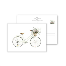Kaart Bicycle Love