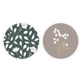 Stickers Flowers Duo (4)