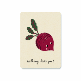 Kaart Nothing beets you