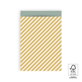 Zakjes L Stripe Diagonal Mix (10)