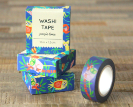 Washi Jungle Time