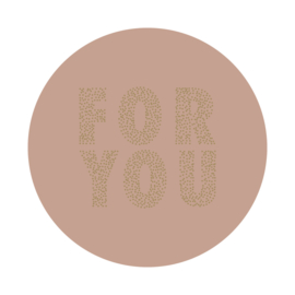 Stickers For You Pink (3)