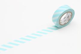 MT washi Stripe Mint Blue
