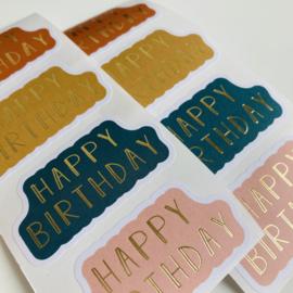 Stickers  Happy Birthday (4)