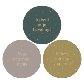 Stickers Liefs (3)