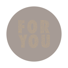 Stickers For You Warm Grey (3)