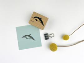 Stempel Dolfijn